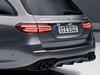 2018 Mercedes-AMG E53 4Matic+ wagon - tailgate, diffuser