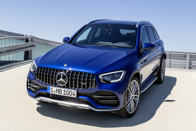 2020 Mercedes-AMG GLC43 4Matic facelift