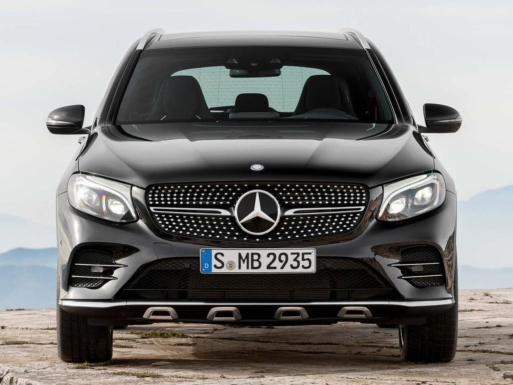 Mercedes-AMG GLC43 (X253)