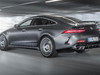 2018 Mercedes-AMG GT63 S 4Matic+ First Edition 4-door - rear, gray