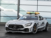 2018 Mercedes-AMG GT R F1 Safety Car - front, silver