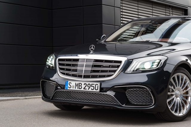 W222 Mercedes-AMG S65 facelift