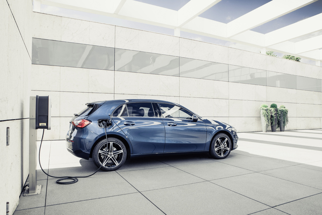 2020 Mercedes-Benz A250e plug-in hybrid