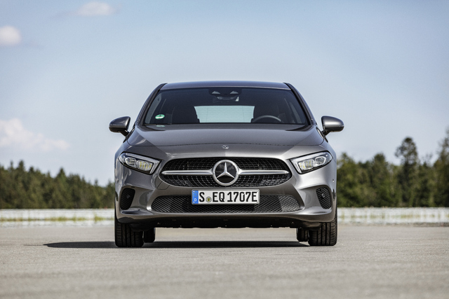 2020 Mercedes-Benz A250e plug-in hybrid
