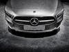 W177 Mercedes-Benz A-Class with optional sports equipment - front carbon lip spoiler