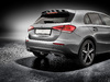 W177 Mercedes-Benz A-Class with optional sports equipment - rear wing