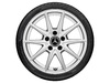 W177 Mercedes-Benz A-Class with optional sports equipment - 16-inch wheel