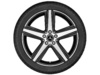W177 Mercedes-Benz A-Class with optional sports equipment - 19 inch wheels