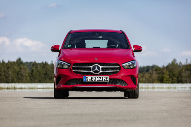2020 Mercedes-Benz B250e plug-in hybrid
