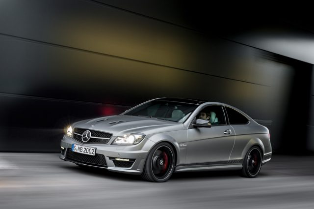 C204 Mercedes-Benz C63 AMG Edition 507 - front