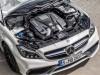 C218 Mercedes-Benz CLS63 S AMG