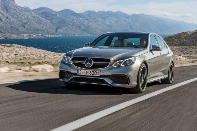 W212 Mercedes-Benz E63 AMG facelift
