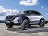 Mercedes-Benz EQC 4x4² concept