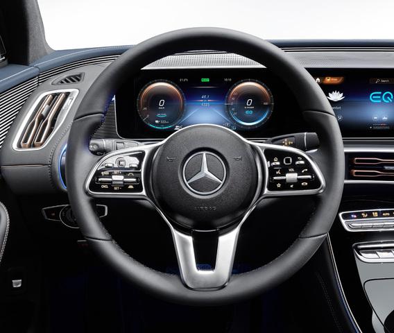 2019 Mercedes-Benz EQC400 4Matic