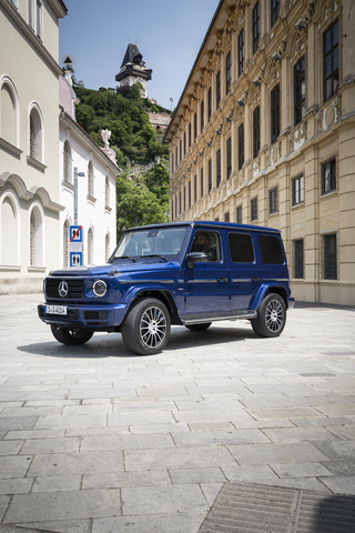 2020 Mercedes-Benz G-Class Stronger than Time Edition