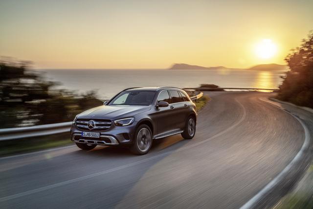2019 Mercedes-Benz GLC facelift