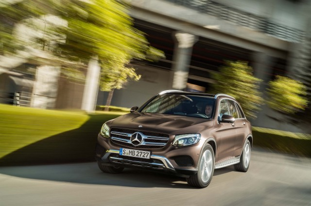 X253 Mercedes-Benz GLC220d 4Matic