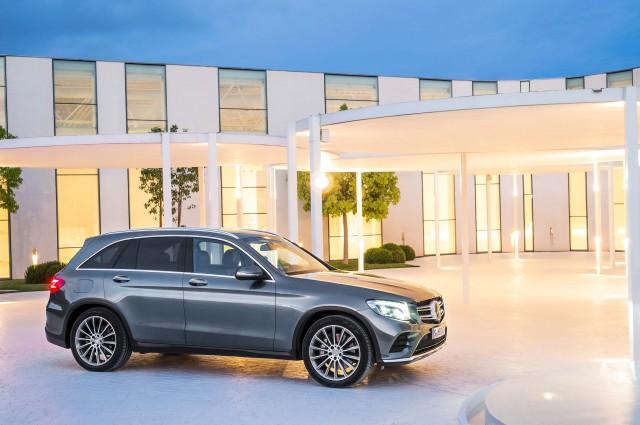 X253 Mercedes-Benz GLC-Class