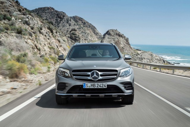 X253 Mercedes-Benz GLC350e 4Matic Edition 1