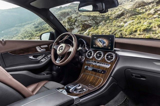 X253 Mercedes-Benz GLC22d 4Matic