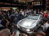 Mercedes-Benz Intelligent Aerodynamic Automobile concept - media scrum