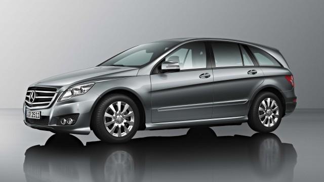 W251 Mercedes-Benz R-Class 2011 facelift