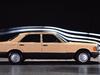 1980 Mercedes-Benz S-Class - wind  tunnel, 0.36 Cd