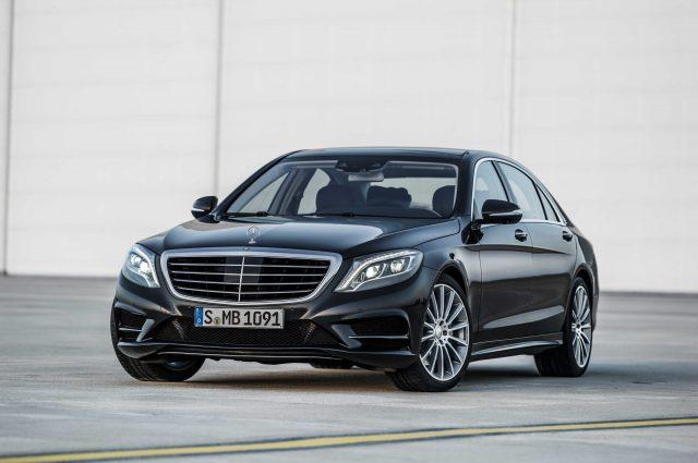 W222 Mercedes-Benz S350 BlueTec - front