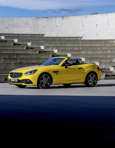 2019 Mercedes-Benz SLC Final Edition