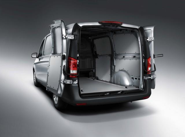 W447/W640 Mercedes-Benz Vito