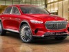 Mercedes-Maybach Ultimate Luxury Concept - front