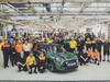 Mini builds its 10 millionth car