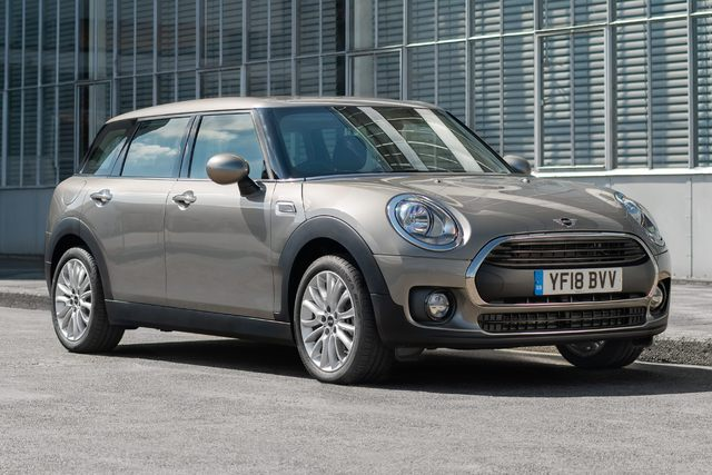 2018 Mini Clubman City