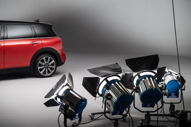 2020 Mini Clubman facelift