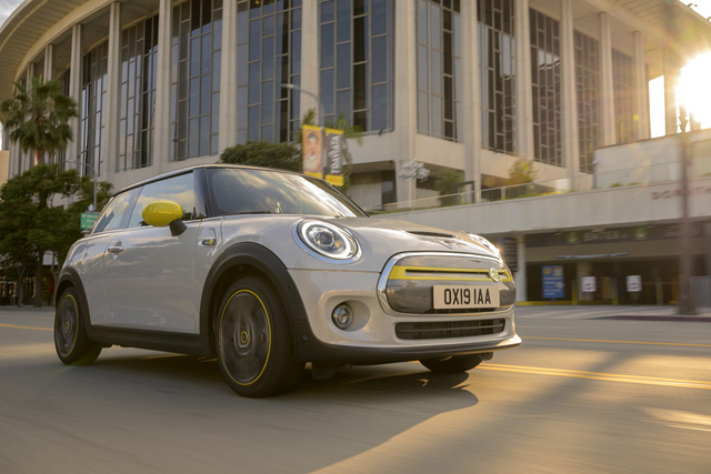 2020 Mini Cooper S E Electric