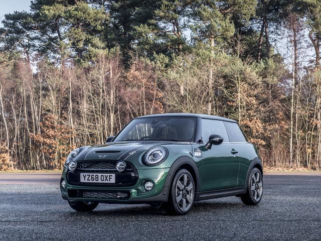 2019 Mini 60 Years Edition Maximum British Racing Green