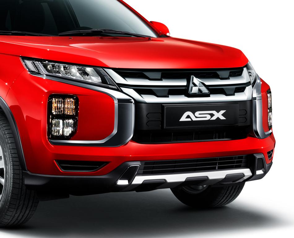 2020 Mitsubishi ASX/Outlander Sport vs 2016-2019