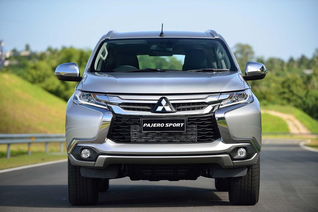 2020 Mitsubishi Pajero Sport Facelift Vs 2015 2019