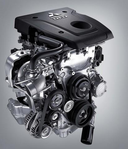 Mitsubishi Pajero Sport (third generation) - 4N15 turbo-diesel engine