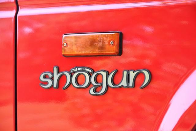 2019 Mitsubishi Shogun