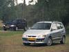 2003 Mitsubishi Space Star facelift