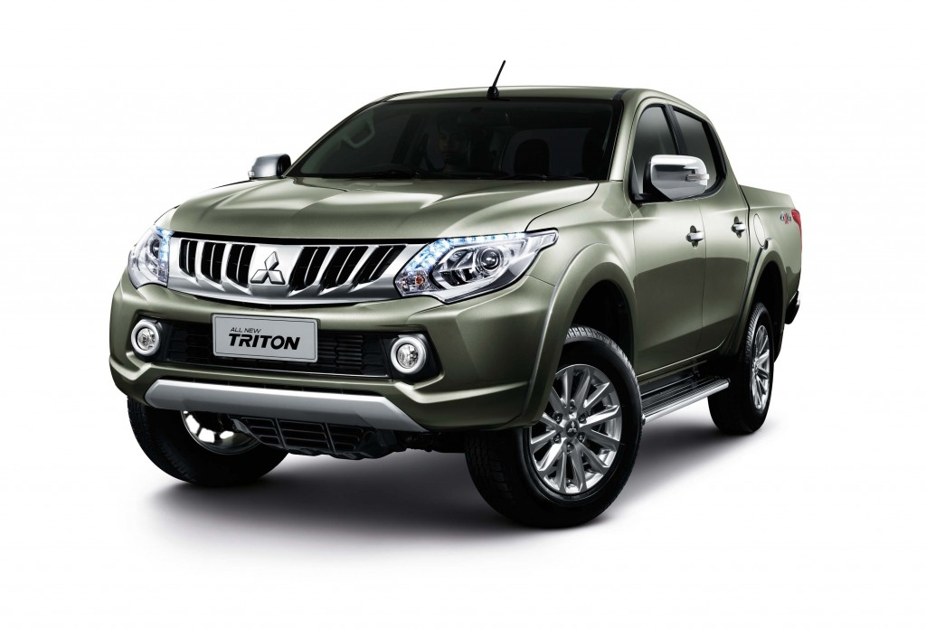 2019 mitsubishi l200/triton facelift vs 2015-18: changes compared