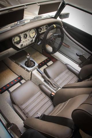 2015 Morgan AR Plus 4 limited edition - interior