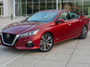 2019 Nissan Altima Edition One - front, red