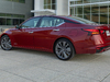2019 Nissan Altima Edition One - rear, red