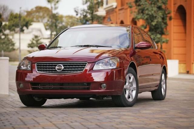 L31 Nissan Altima facelift