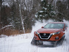 Nissan Altima-te AWD project vehicle