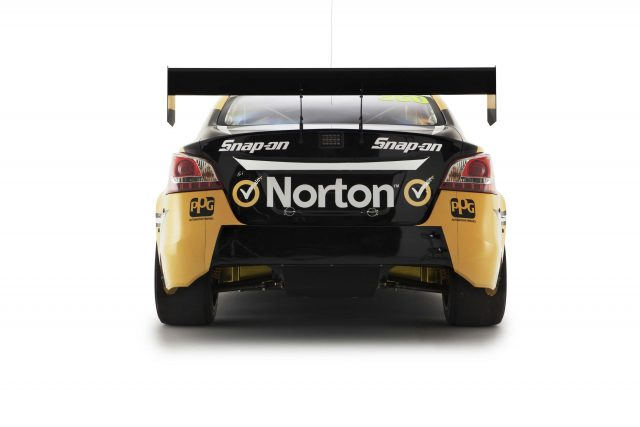 2013 Nissan Altima V8 Supercar - rear, rear wing