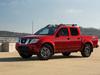 2020 Nissan Frontier engine update
