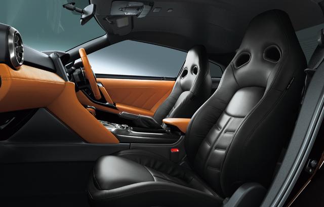 2019 Nissan GT-R Naomi Osaka Edition